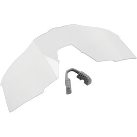 100% Speedcraft Occhiali alti, matte white/HD multilayer/hiper